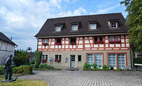 Ausflugsziel Hermann Hesse Museum Gaienhofen | Kellhof Hotel-Garni am Bodensee