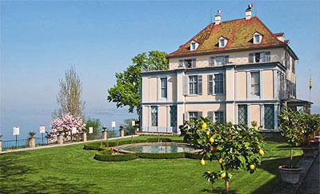 Ausflugsziel Schloss Arenenberg | Kellhof Hotel-Garni am Bodensee