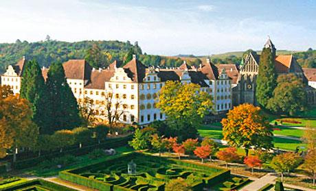 Ausflugsziel Schloss Salem | Kellhof Hotel-Garni am Bodensee