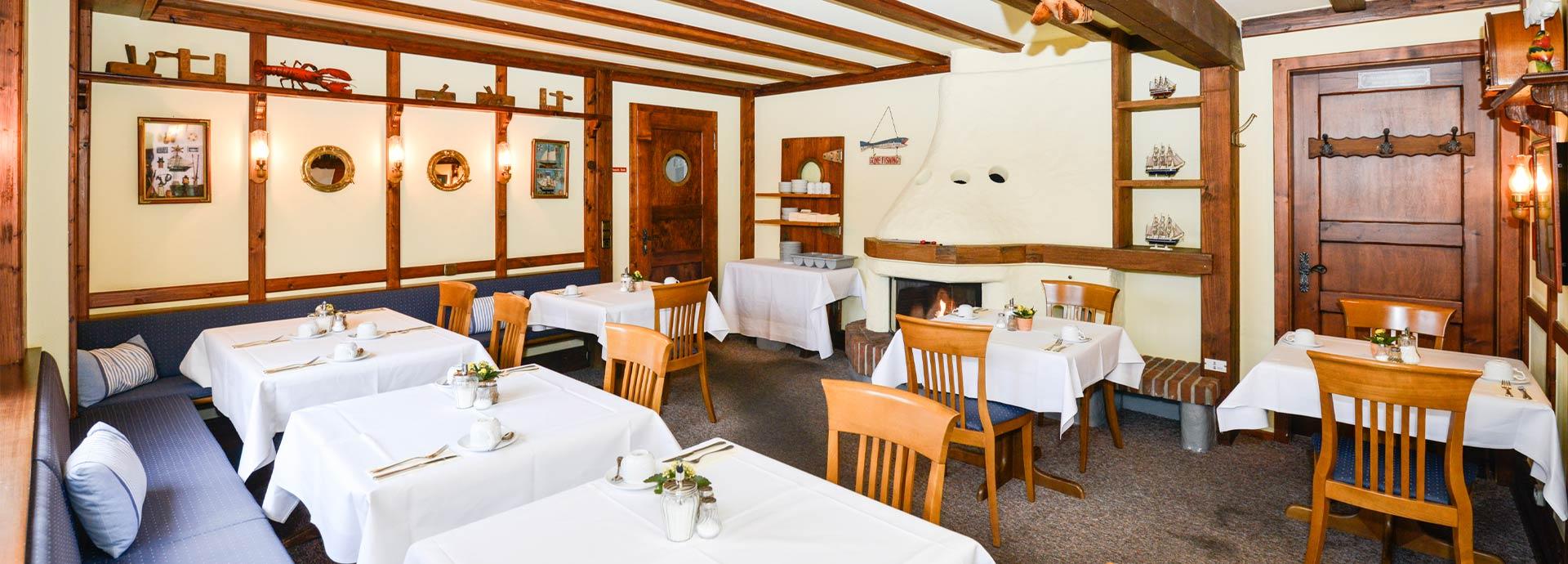 Frühstück im Kellhof Hotel-Garni | Günstige Unterkunft am Bodensee