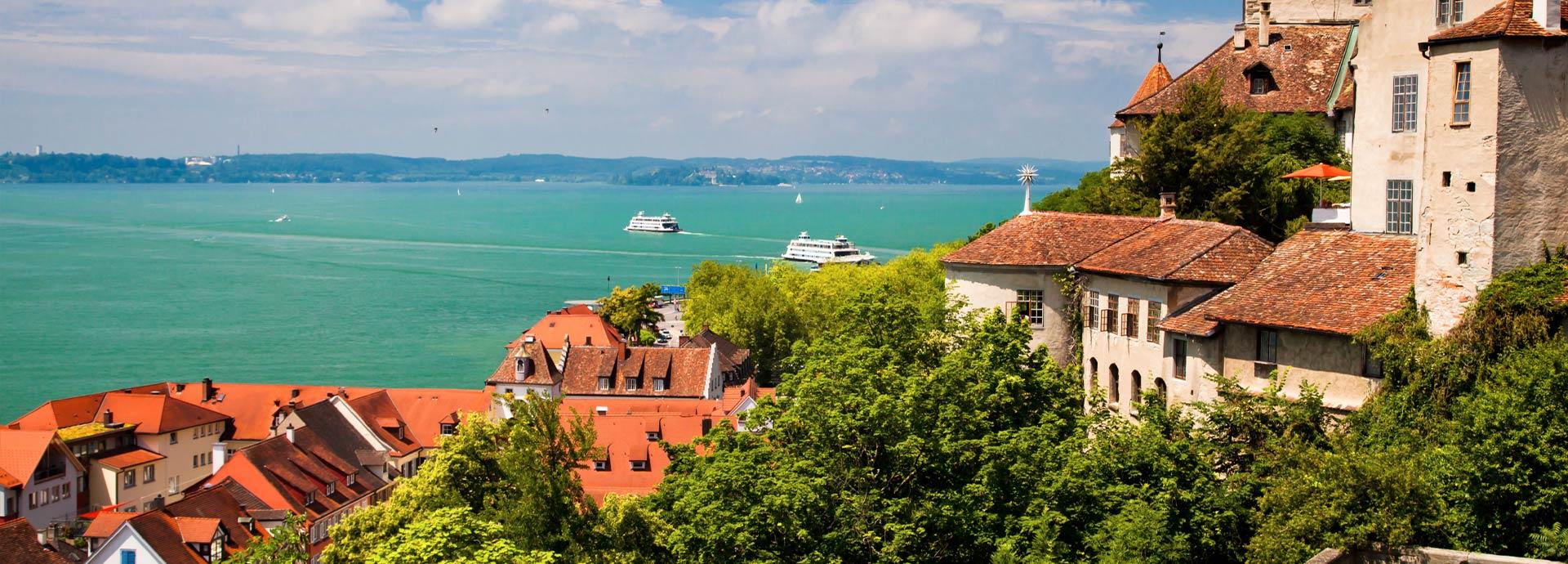 Ausflugsziele am Bodensee | Kellhof Hotel-Garni | Günstige Unterkunft am Bodensee