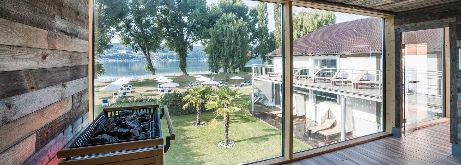 Wellness erleben im Kellhof Hotel-Garni | Günstige Unterkunft am Bodensee